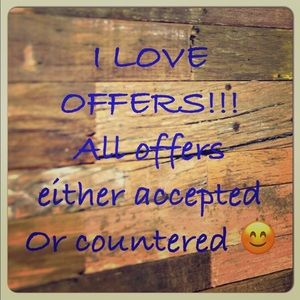 Other - OFFERS ALWAYS WELCOME!!